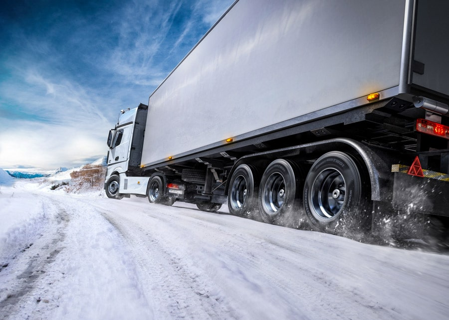 SmartControl TW01 : pneu hiver Hankook pour remorque