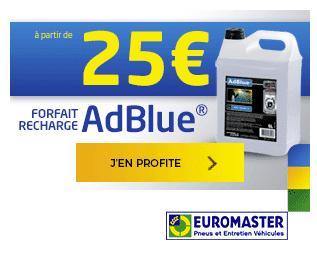 Promo Euromaster AdBlue