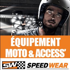 Speed Wear Promotions équipement accessoires moto
