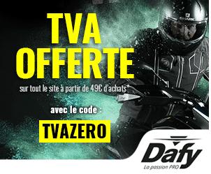 TVA offerte Dafy Moto promo