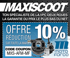 Code coupon Maxiscoot