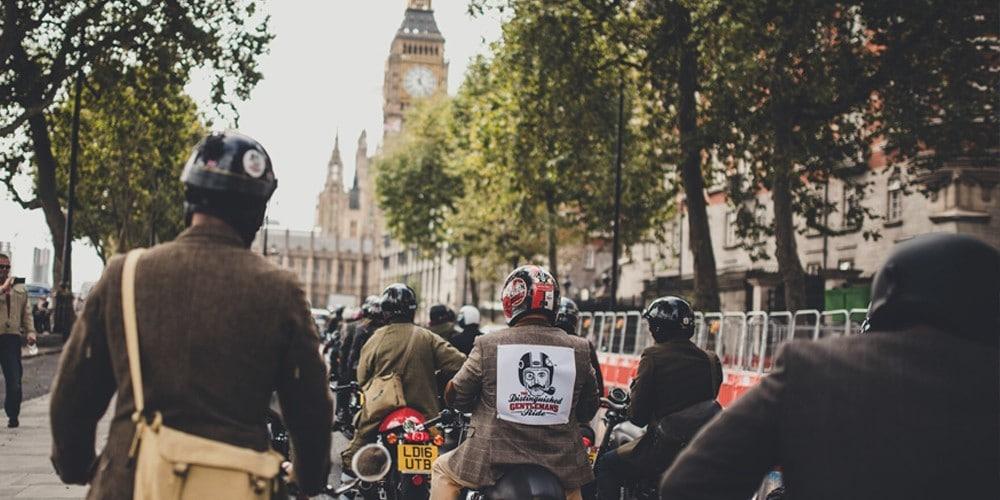 Pneus-Moto.fr : sponsor du gentleman's Ride