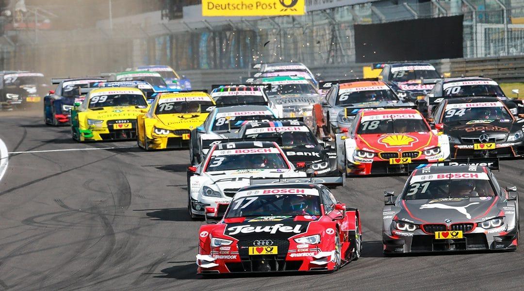 Hankook : les nouveautés pour la saison DTM 2017
