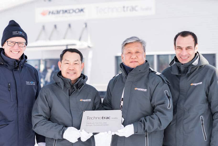 Hankook : un nouveau centre de test européen dédié aux pneus hiver