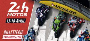 24 heures motos avril 2017 Le Mans circuit Bugatti