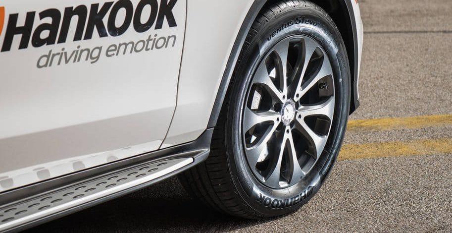 Hankook étend sa gamme SUV avec le Ventus S1 evo 2
