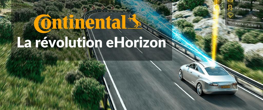 Continental eHorizon