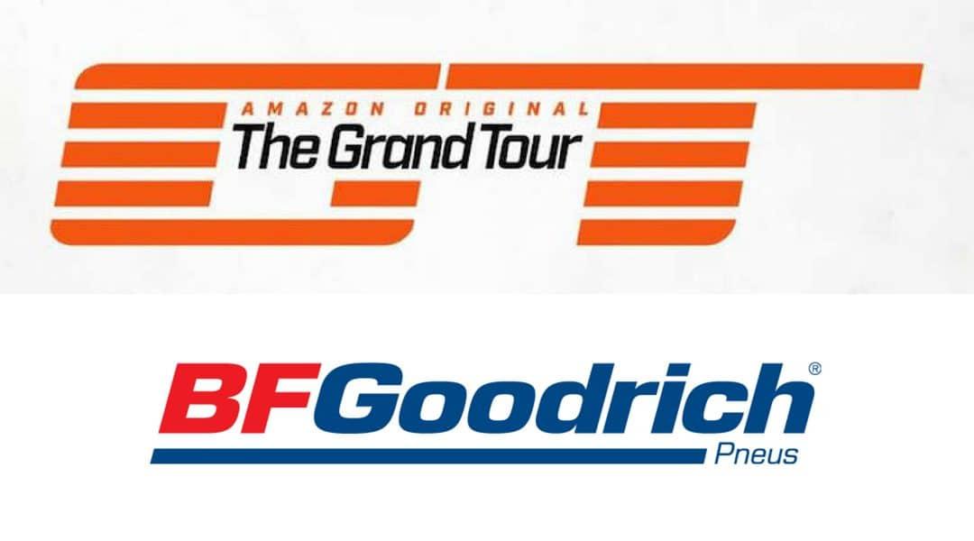 Série The Grand Tour : des pneus BF Goodrich à l'affiche !
