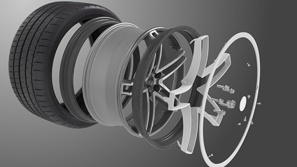 Maxion Wheel et Michelin