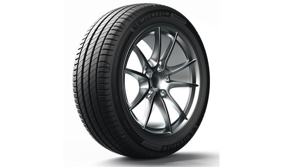 Nouveau pneu Michelin Primacy 4