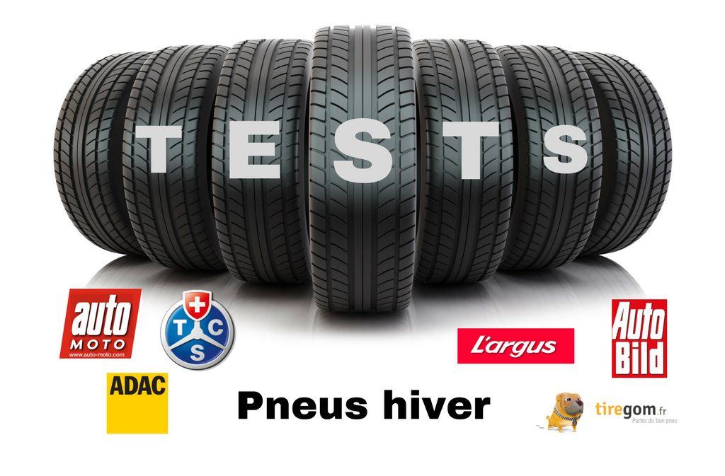 Test des pneus hiver