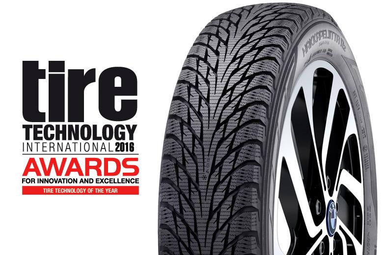 prix technologie de pneu 2016 pour le pneumatique Hakkapeliitta R2