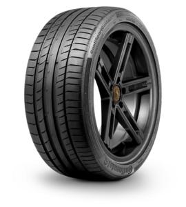 Le pneu Continental SportContact 5 P
