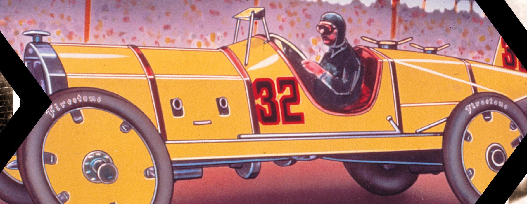 Firestone remporte la course Indy 500