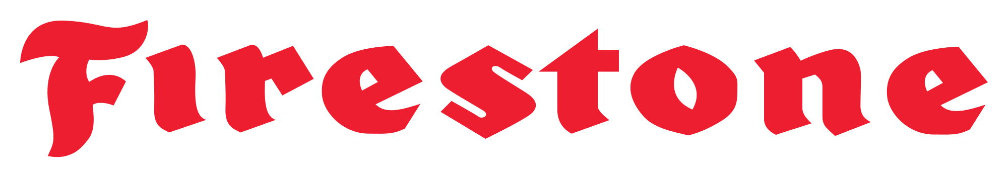 Le logo du manufacturier Firestone