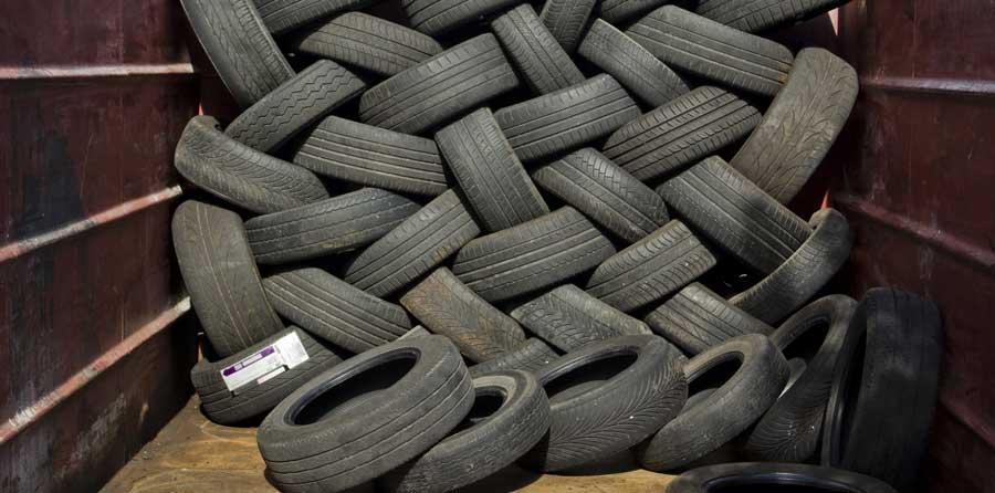 les pneus recyclés : pas convaincants