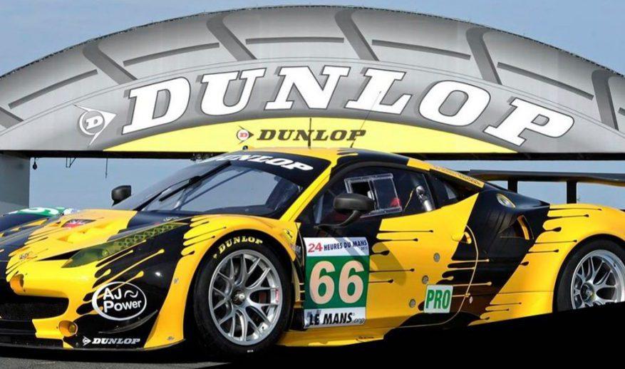 Dunlop et le sport automobile