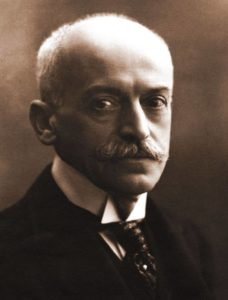 Giovanni Battista Pirelli, fondateur de Pirelli