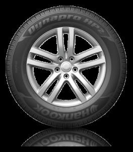 Le pneu Hankook Dynapro hp2