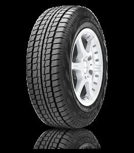 Le pneu Hankook Winter RW06