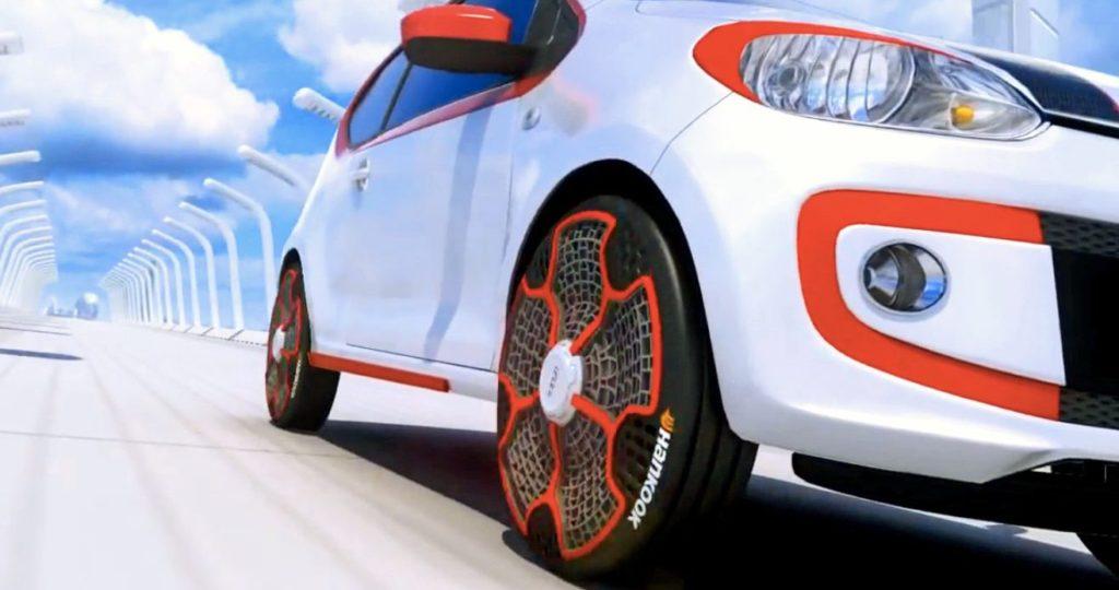 Les pneus Hankook à la pointe de l'innovation