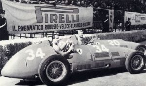 Histoire de Pirelli et compétition