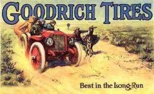 Histoire BF Goodrich