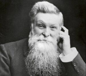 John Boyd Dunlop, créateur du pneumatique