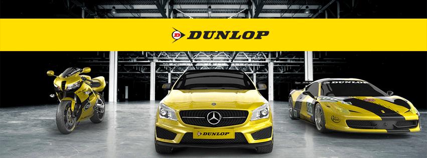 Le manufacturier Dunlop