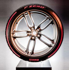 Le pneu sportif Pirelli P Zero