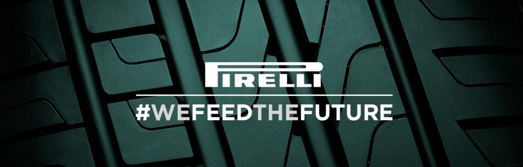 Innovation Pirelli pour créer les futurs pneus