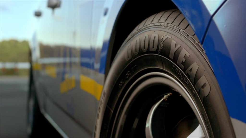 Les pneus Goodyear pour voiture de tourisme
