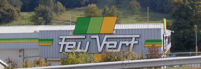 Histoire du centre auto Feu Vert