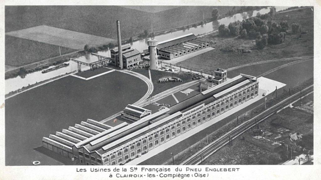 Histoire du manufacturier Uniroyal