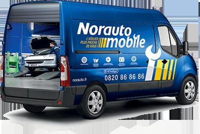 Les stations mobile de Norauto