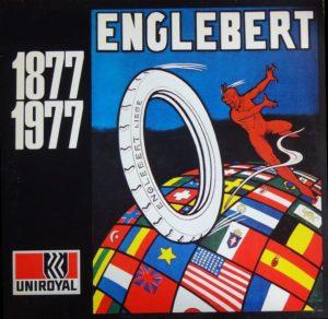 Histoire pneu Uniroyal-Englebert
