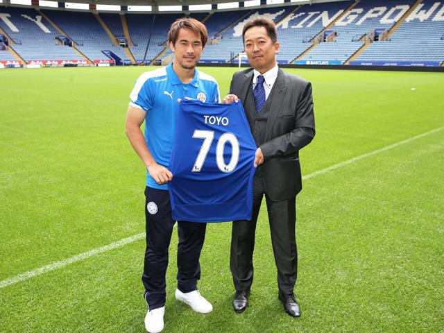Toyo Tire et Leicester City FC