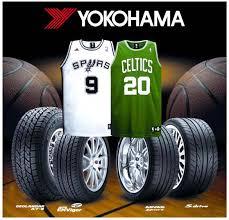 Yokohama sponsorise la NBA