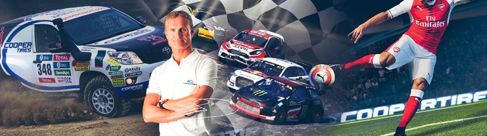 Cooper, sponsor et partenaire d'événements sportifs