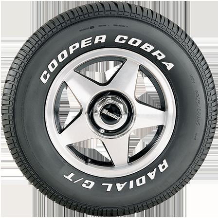 Pneu Cooper Tire Cobra