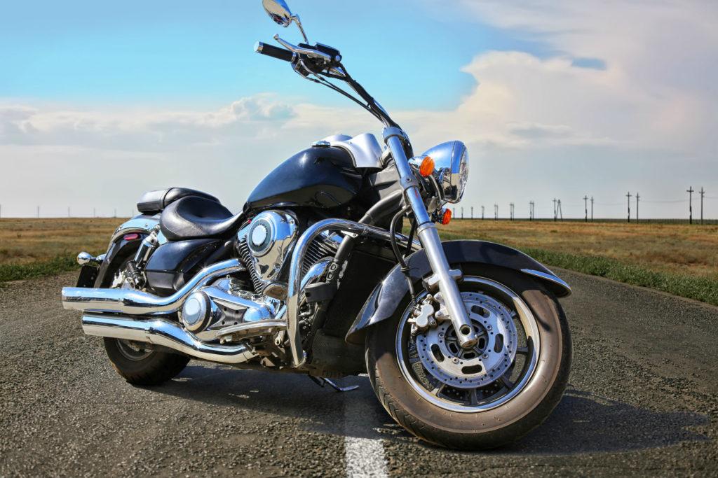 Les préparatifs de la moto pour le printemps