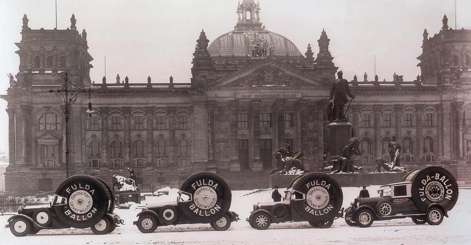 Marque de pneumatiques allemande Fulda