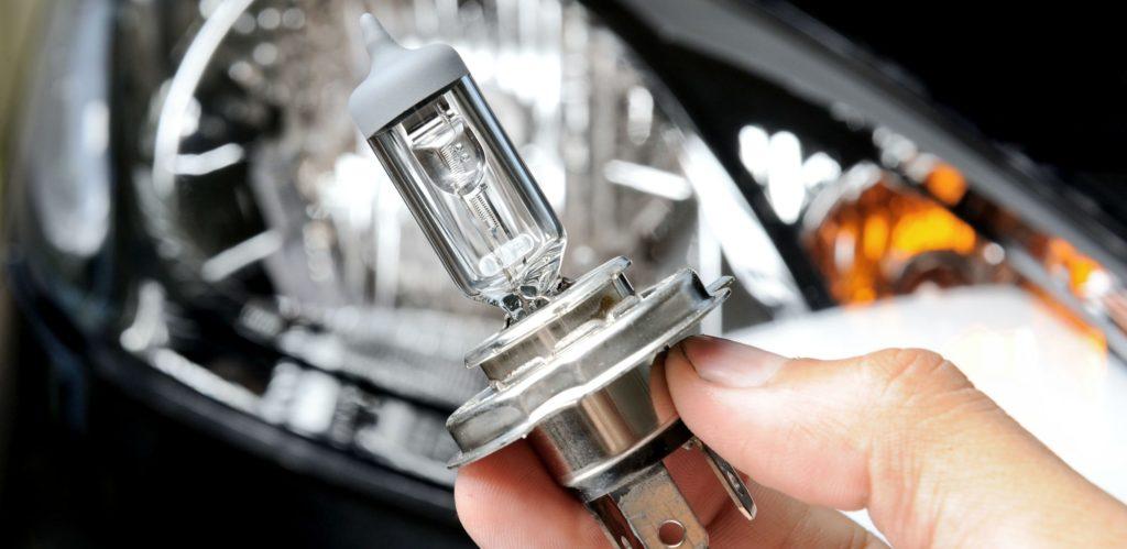 Ampoule voiture