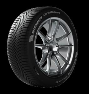 Nouveau pneu été hiver Michelin CrossClimate