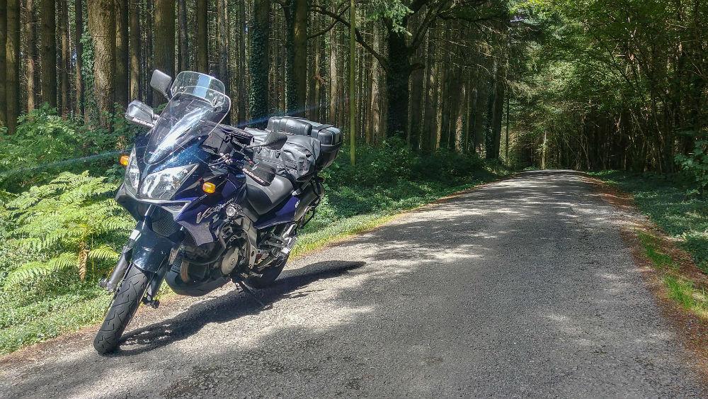Roadtrip moto entre Clermont Ferrand et Saint Nectaire