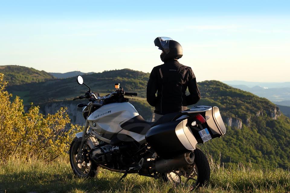 Roadtrip moto collines