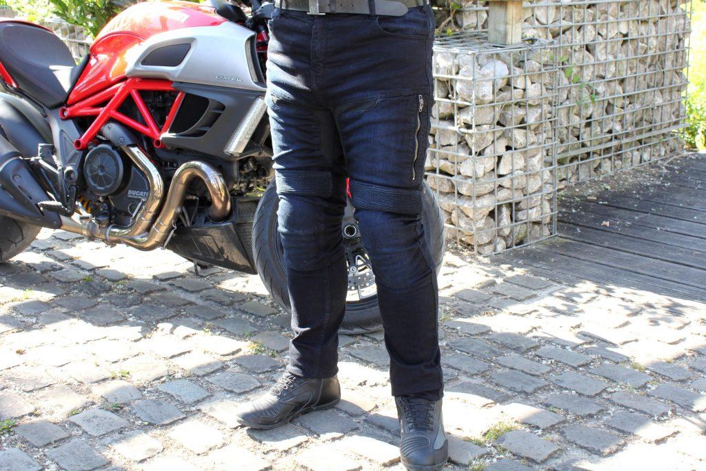 porter un jean moto