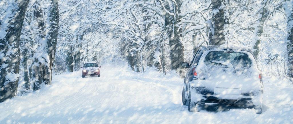 Les pneus neige et pneus hiver sont utiles