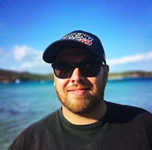 Blogueur, vlogger moto Kinkin