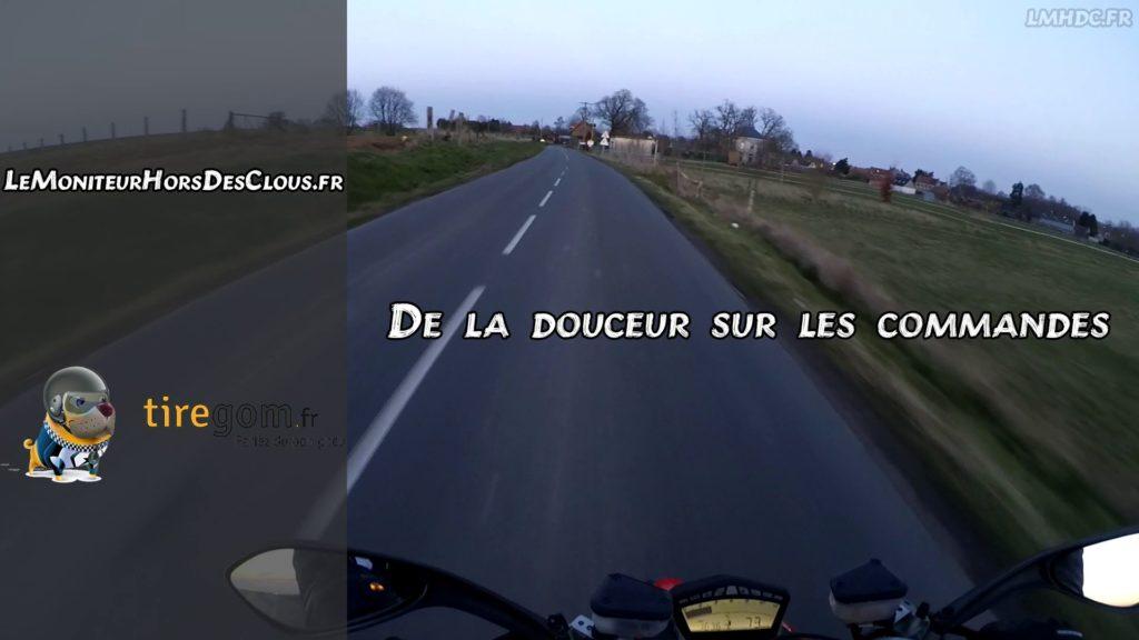 Rouler en douceur et en sécurité à moto